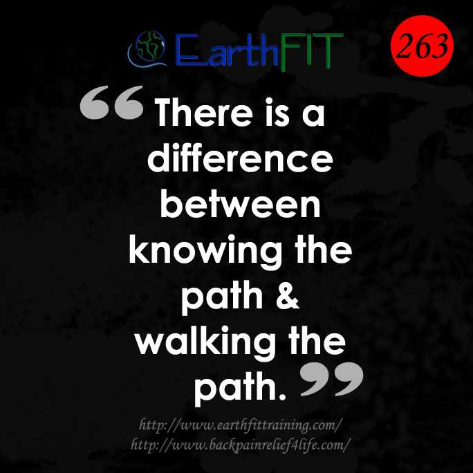 263 EarthFIT Quote of the Day