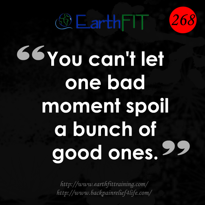268 EarthFIT Quote of the Day