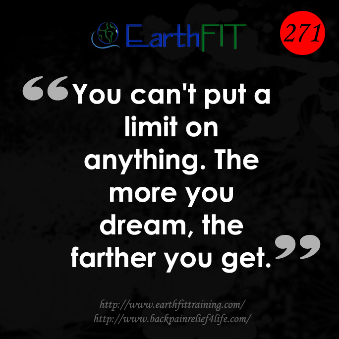 271 EarthFIT Quote of the Day