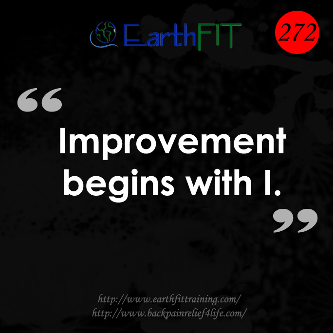272 EarthFIT Quote of the Day