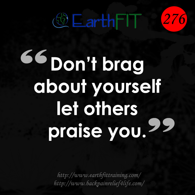 276 EarthFIT Quote of the Day