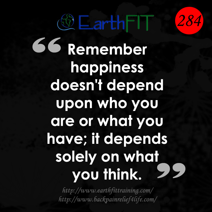 284 EarthFIT Quote of the Day