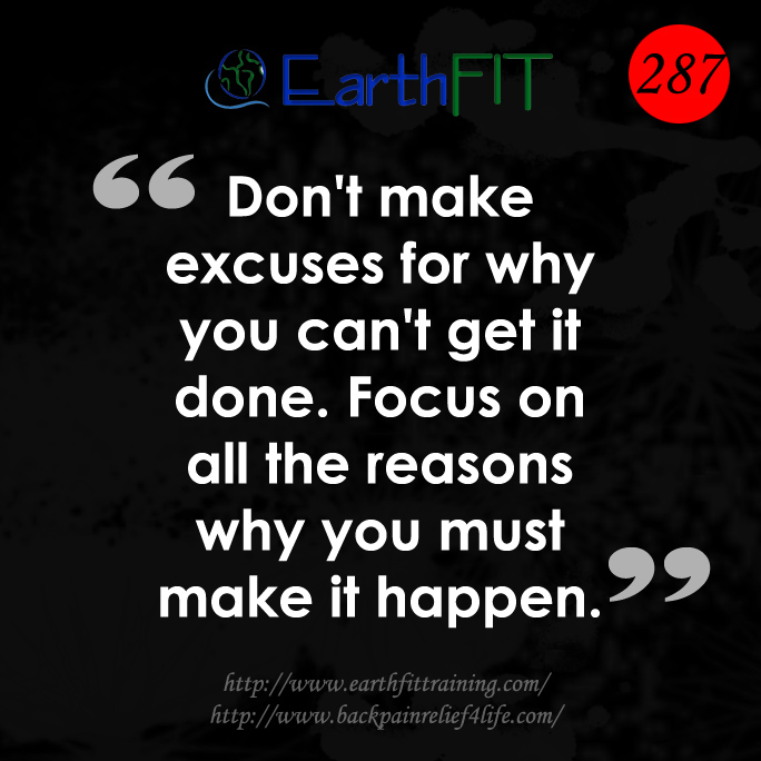 287 EarthFIT Quote of the Day