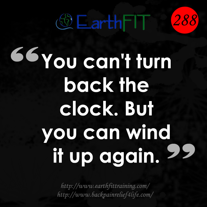 288 EarthFIT Quote of the Day