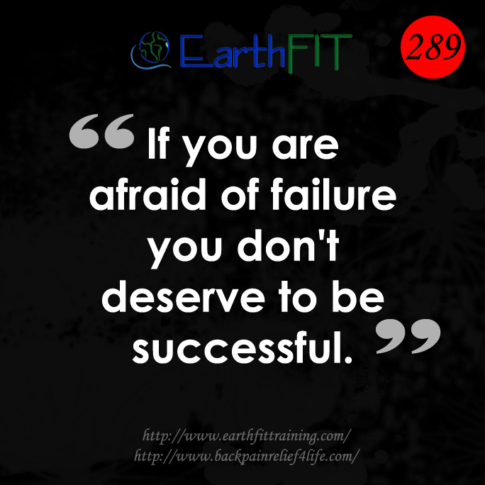2891 EarthFIT Quote of the Day