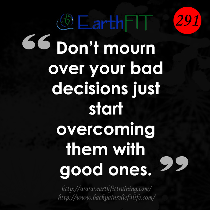 291 EarthFIT Quote of the Day