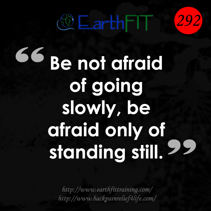 292 EarthFIT Quote of the Day