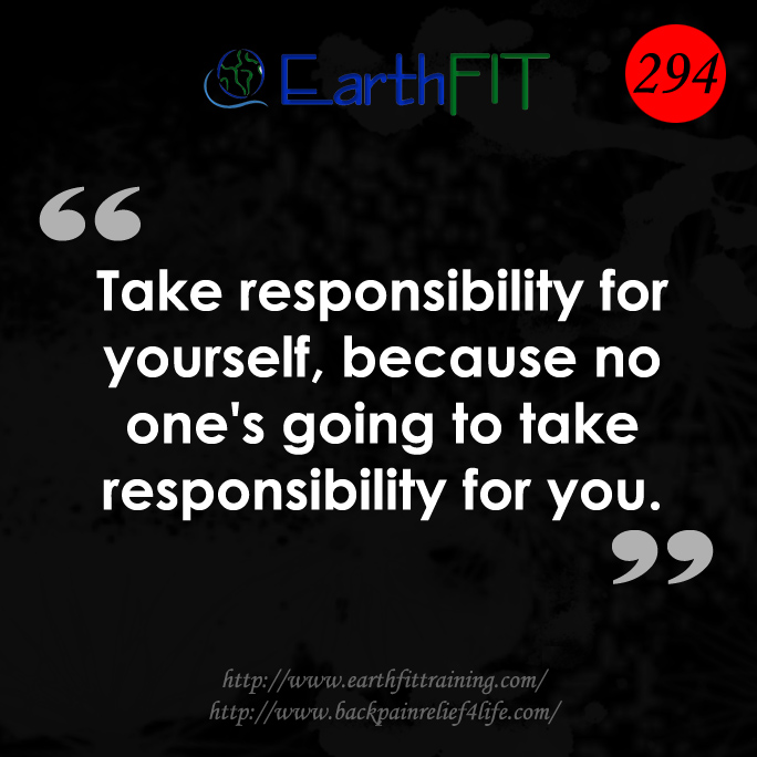 294 EarthFIT Quote of the Day