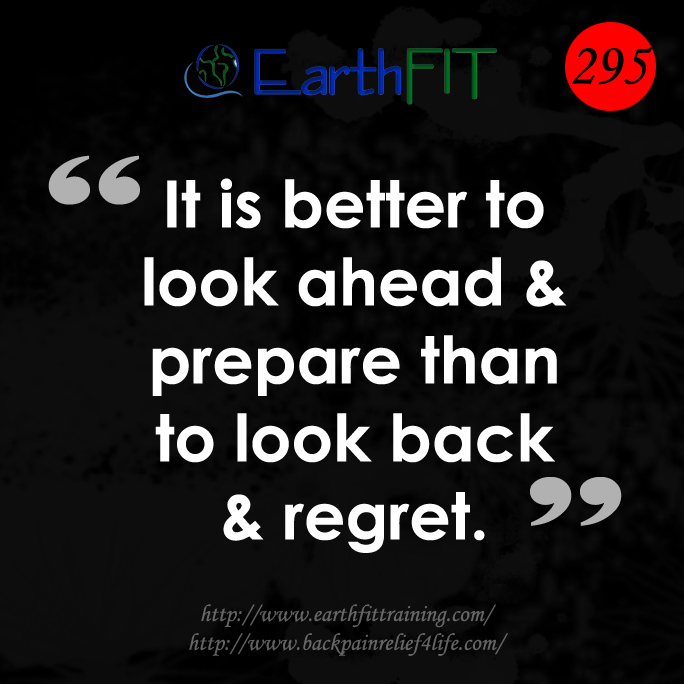 295 EarthFIT Quote of the Day