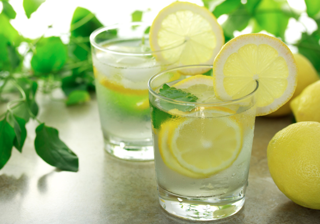 Lemon Water The Number One Reason