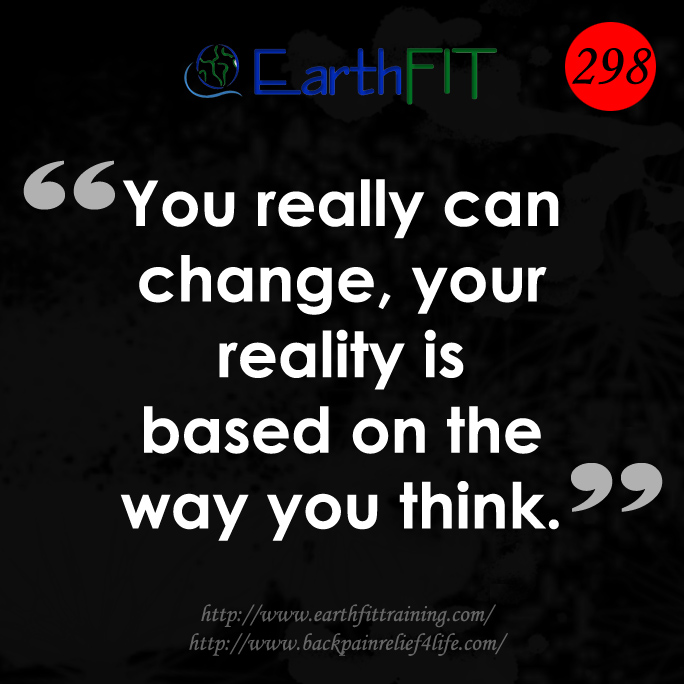 298 EarthFIT Quote of the Day