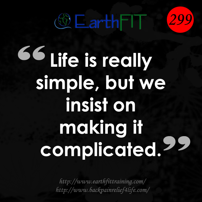 299 EarthFIT Quote of the Day