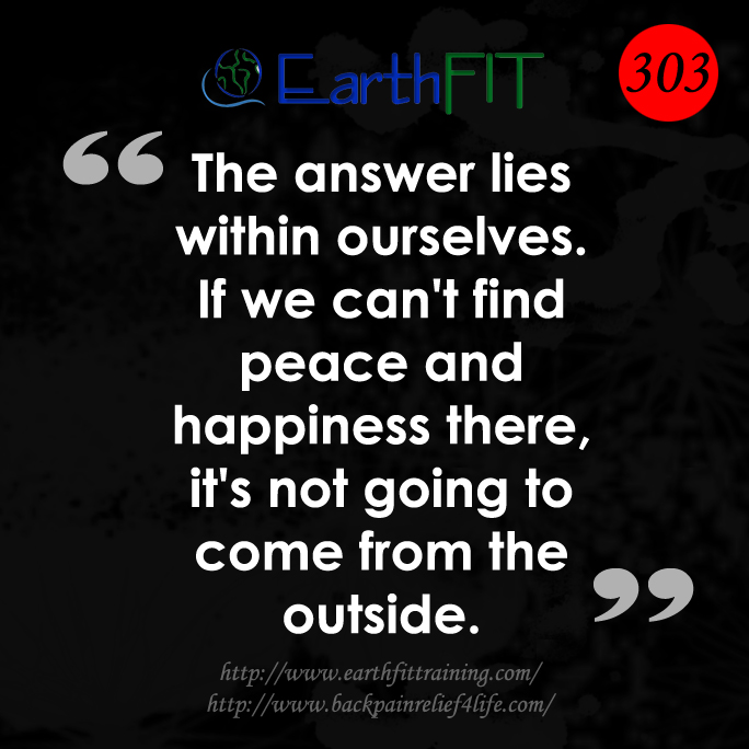 303 EarthFIT Quote of the Day