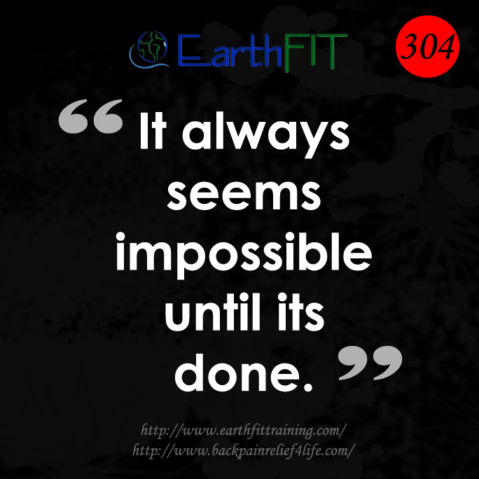 304 EarthFIT Quote of the Day