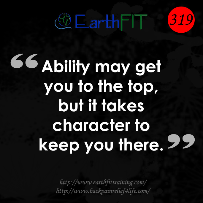 fitness quote Archives - EarthFitTraining.com
