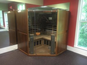 Infrared Sauna Detoxification at EarthFIT