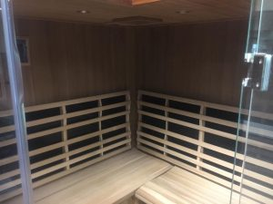 Infrared Sauna Detoxification at EarthFIT