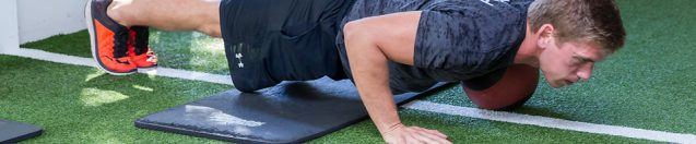 Beaufort Personal Training: Push up