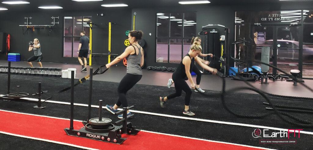 Testimonial: Julia's Fitness Journey with EarthFIT