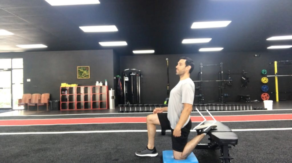 Quad and TFL Stretch | At Home Stretching Series