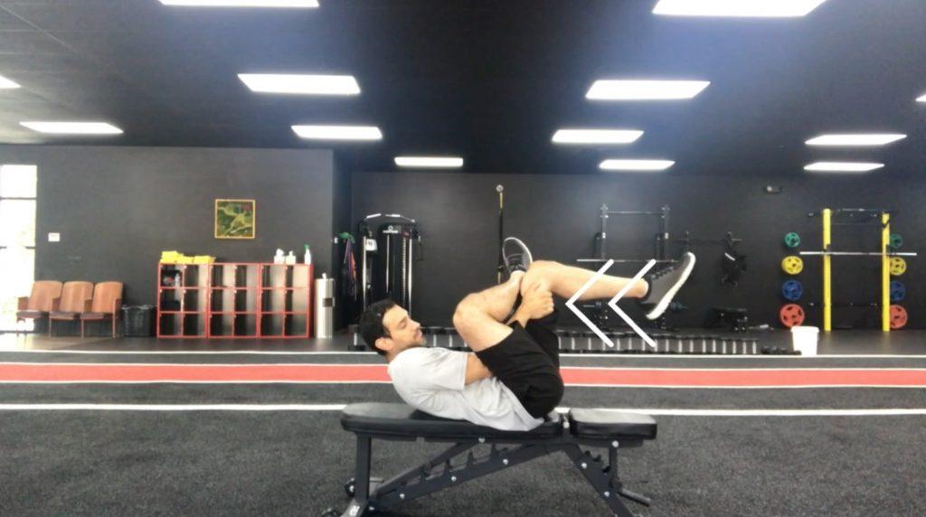 Piriformis Stretch | At Home Stretching Series