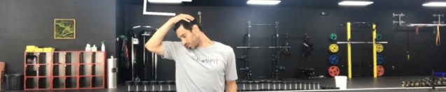 Neck Stretches | At Home Stretching Series