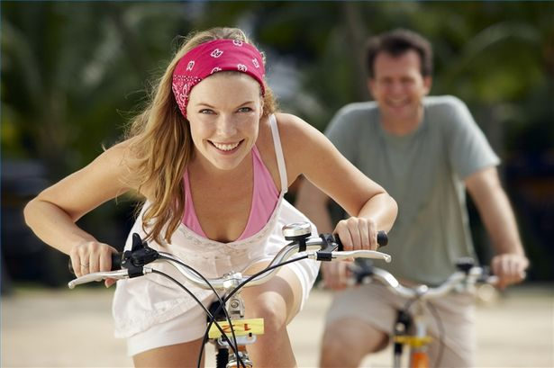 BEAUFORT HEALTH AND FITNESS: WITH EXERCISE, AGE WON'T CREEP UP ON YOU!