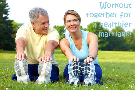 BEAUFORT PERSONAL TRAINER: WEDDED BLISS NO EXCUSE FOR SEDENTARY LIFESTYLE