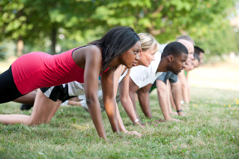 Beaufort Fitness: EarthFIT Boot Camp At Beaufort