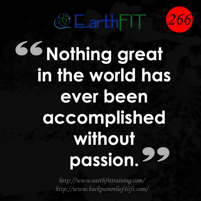 EarthFIT Quote of the Day